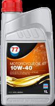 Motorcycle Oil 4T 10W-40